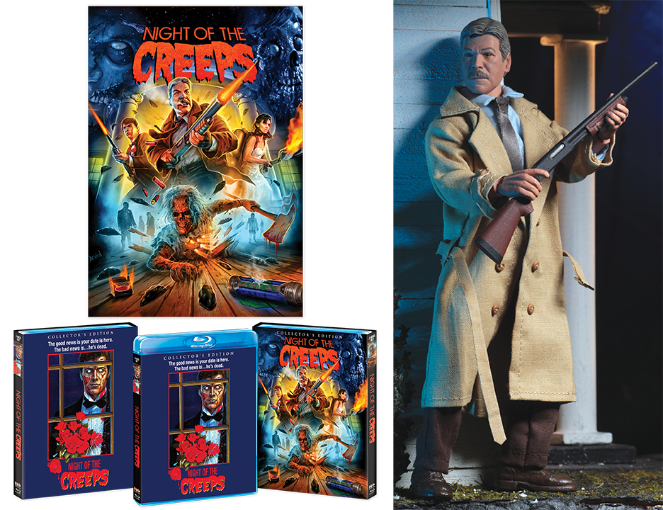 Night Of The Creeps US Blu-Ray 2