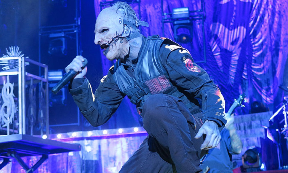 Slipknot's Corey Taylor Shares Update on New Mask Process With Gore Master Tom Savini