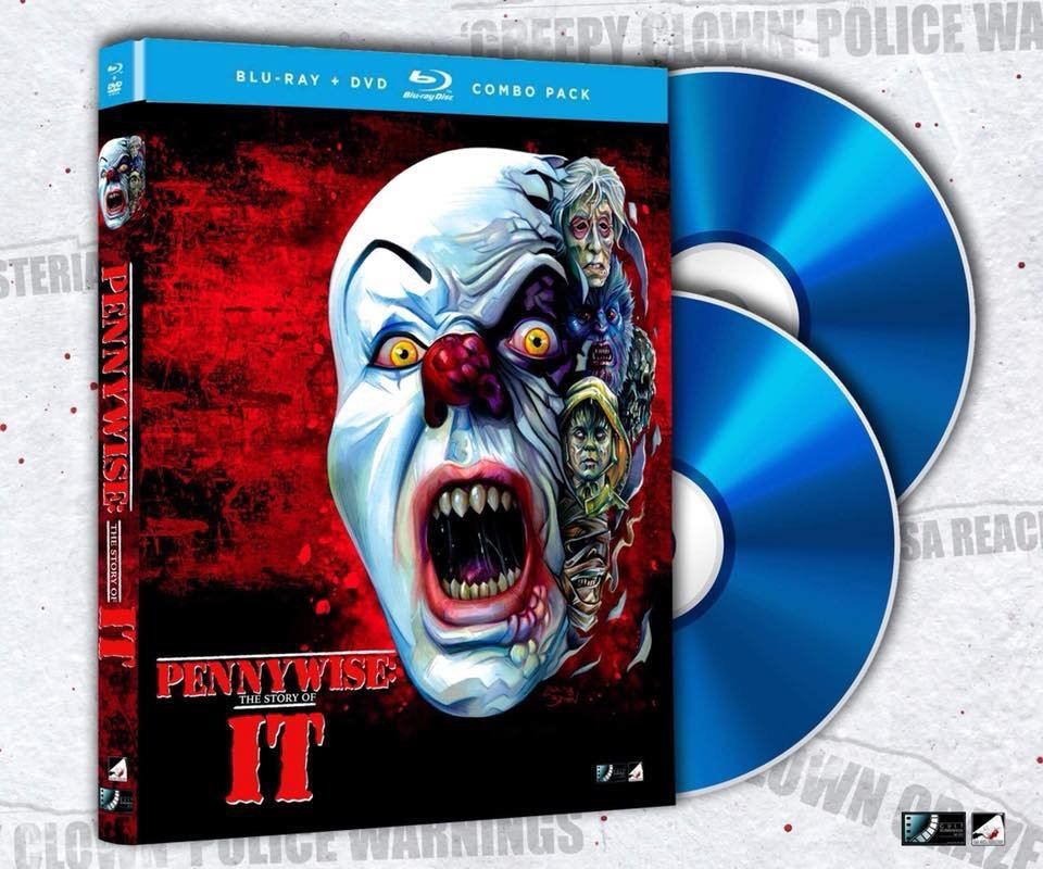 Stephen Kings It 1990 Blu-Ray