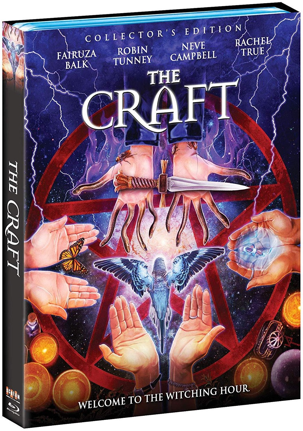 Scream Factory The Craft US Blu-Ray