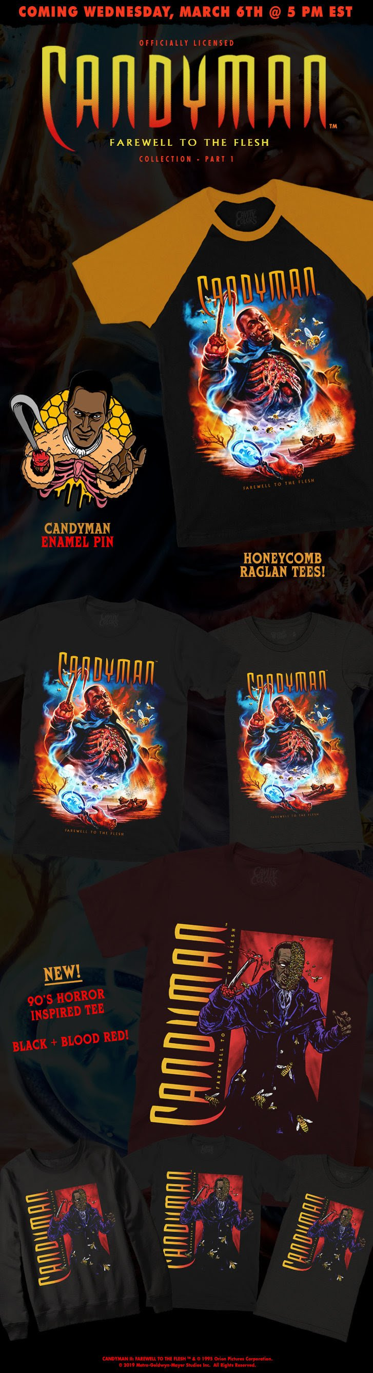 Candyman Farewell Collection 3
