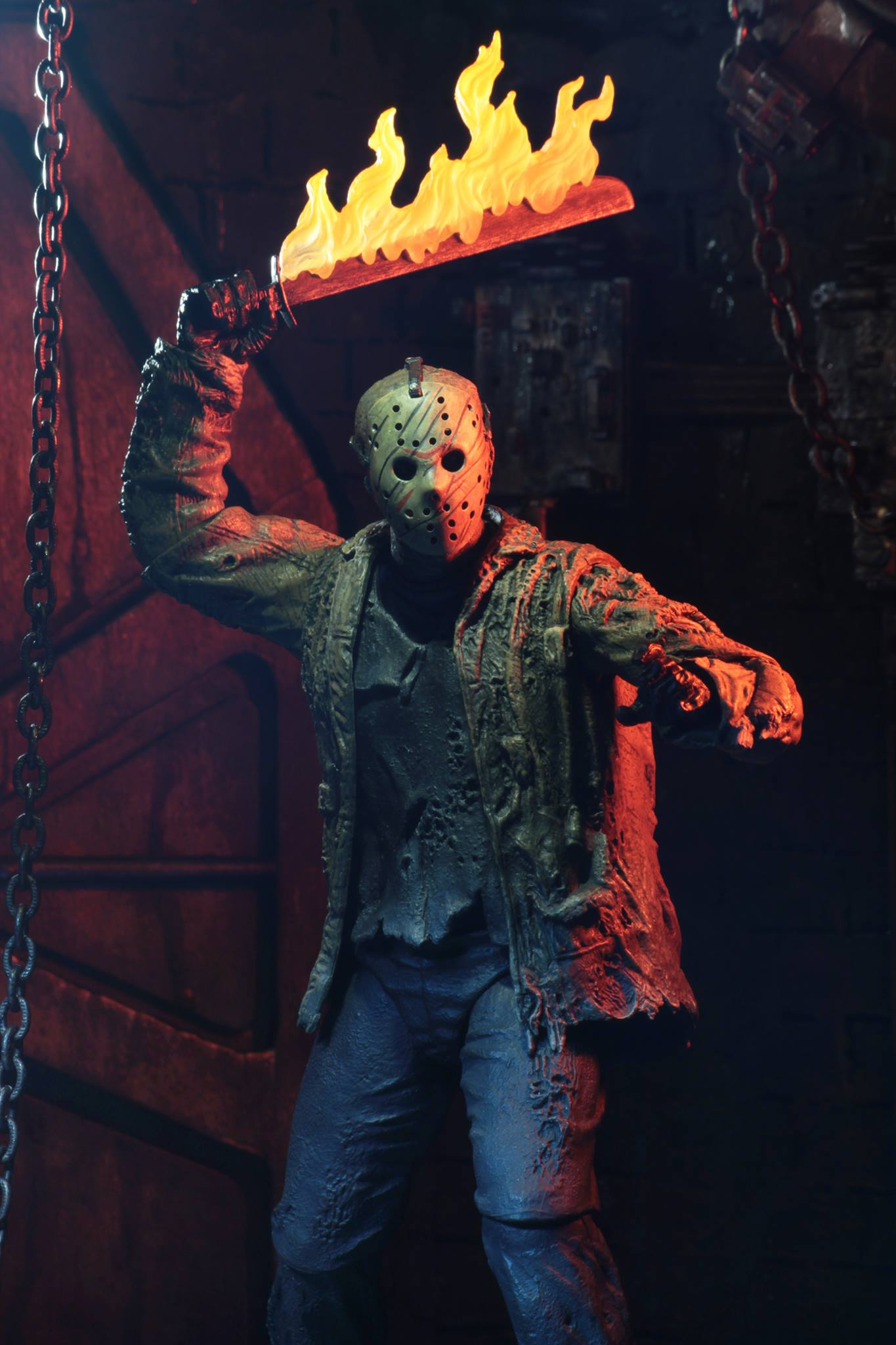 Ultimate Jason Voorhees figure 2