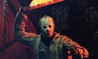 NECA Shares Photo Gallery of Their New 'Freddy Vs. Jason' Ultimate Jason Voorhees Figure