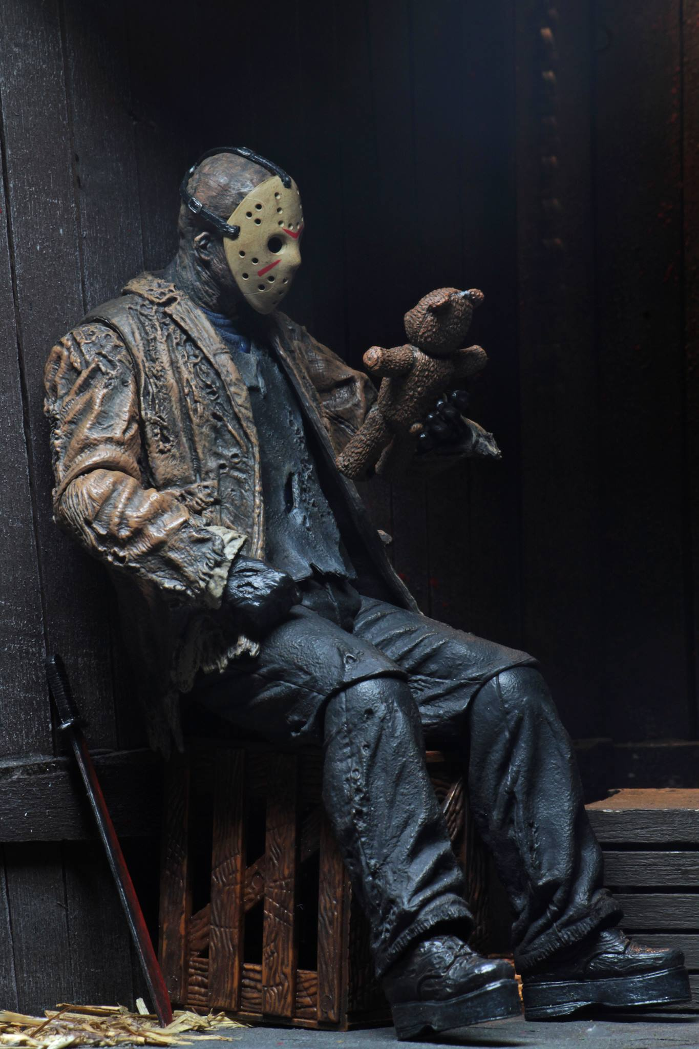 Freddy Vs. Jason Ultimate Figure 7