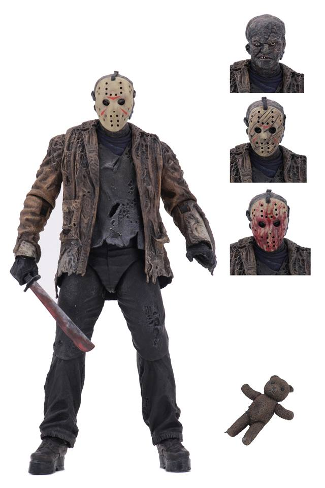 Ultimate Jason Voorhees figure 8