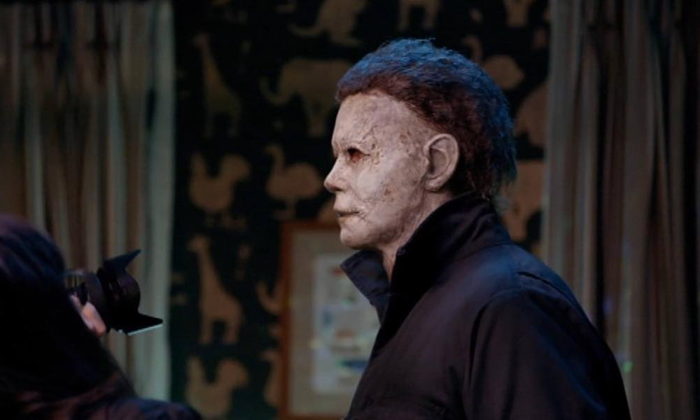 Halloween 2018 Alternate Ending.Halloween Gallery Takes You Behind The Scenes Of The Original