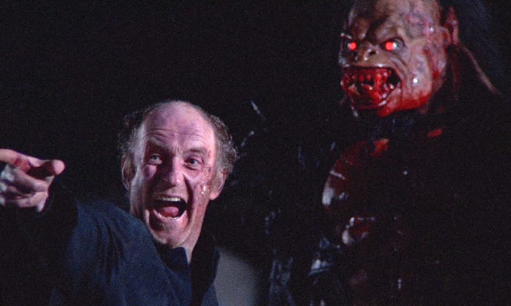 Original 'Rawhead Rex' Director George Pavlou is Considering a Reboot