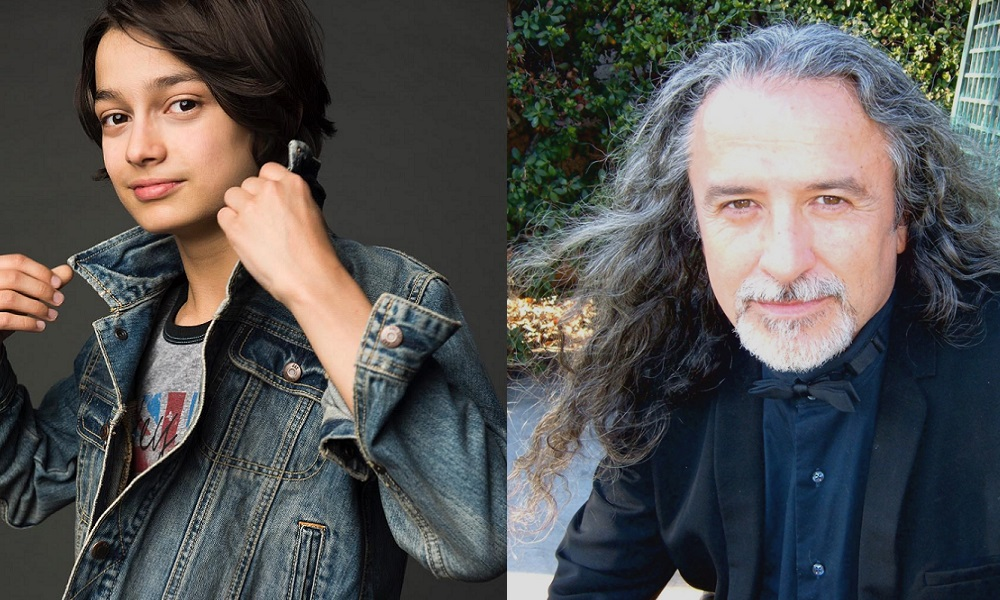 "Rio Mangini and Del Zamora Cast as Sam and Grandpa in CW's ""The Lost Boys"" Pilot"