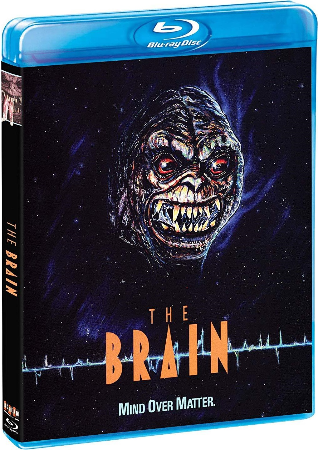 The Brain Blu-Ray