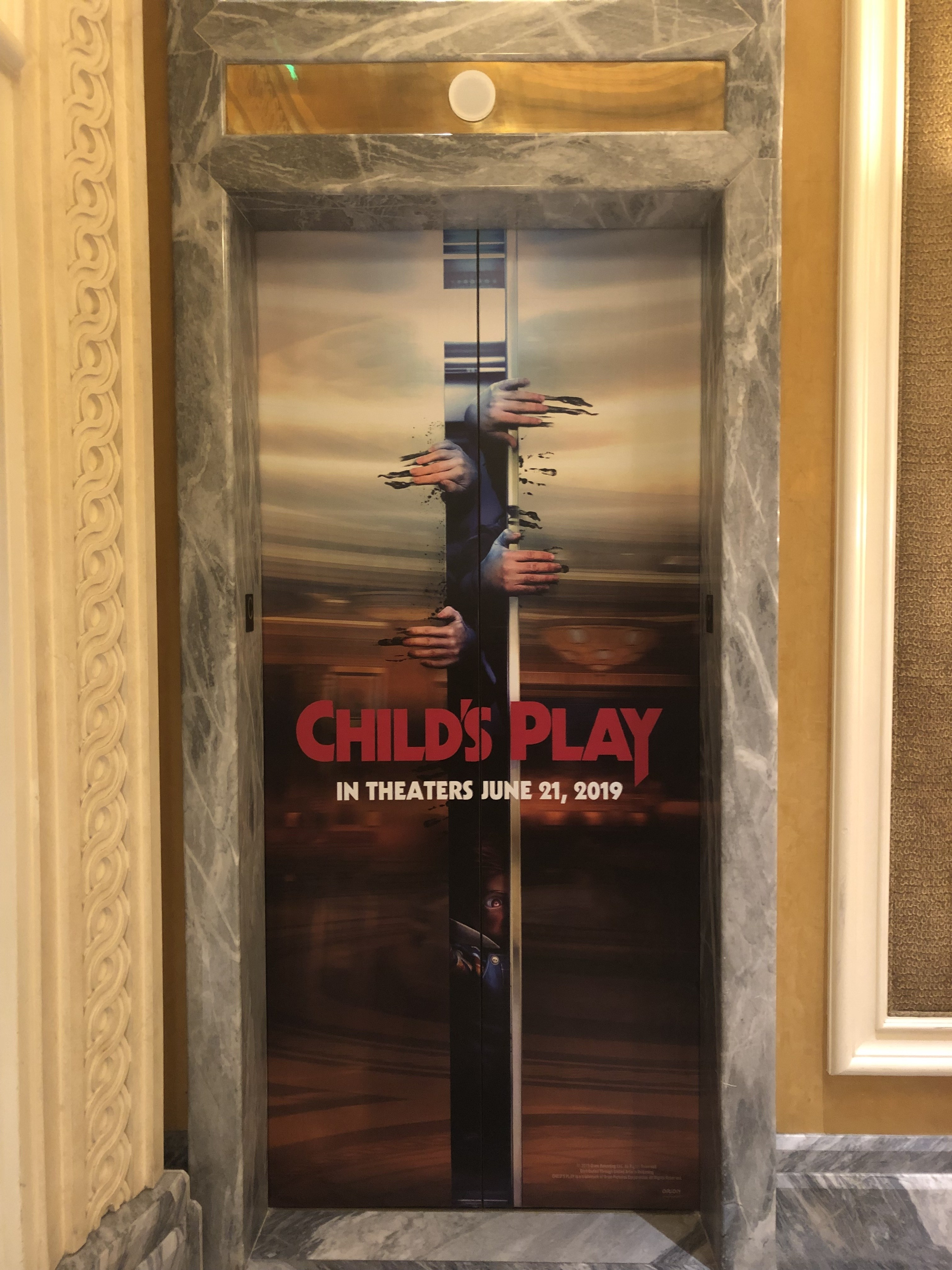 Child's Play Poster Art 2019