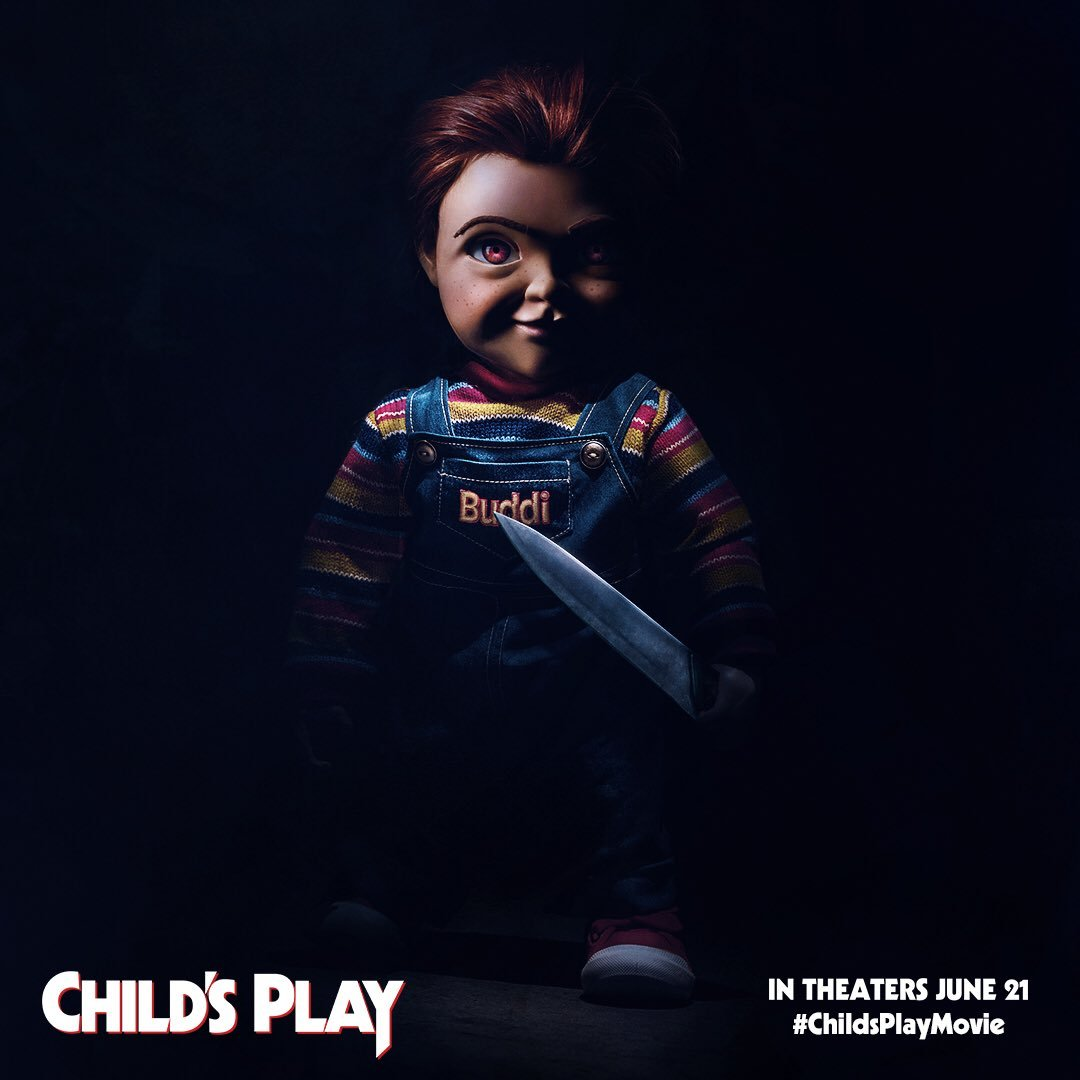 Chucky Child's Play 2019 Doll