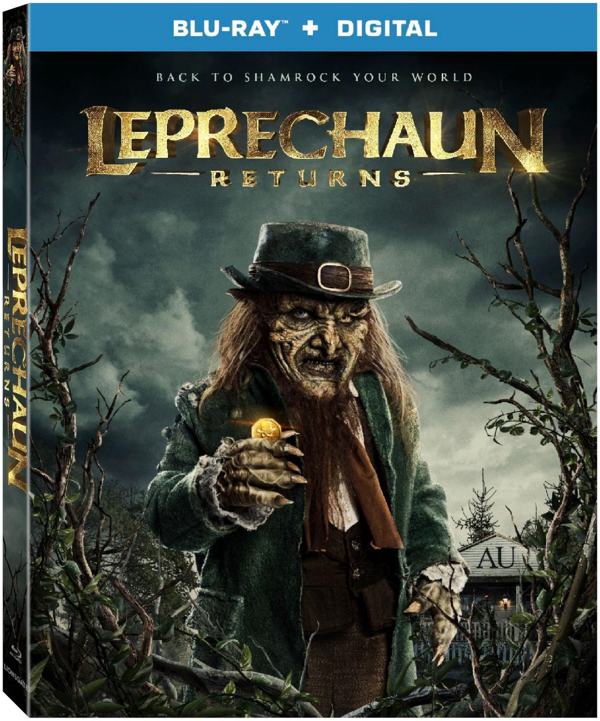 Leprechaun Returns Blu-Ray