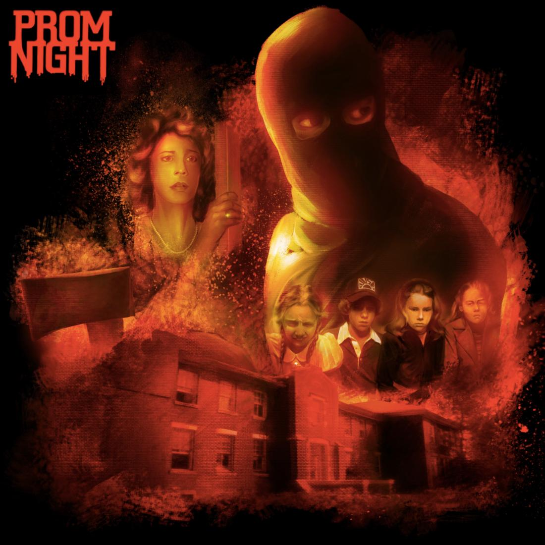 Prom Night CD 1