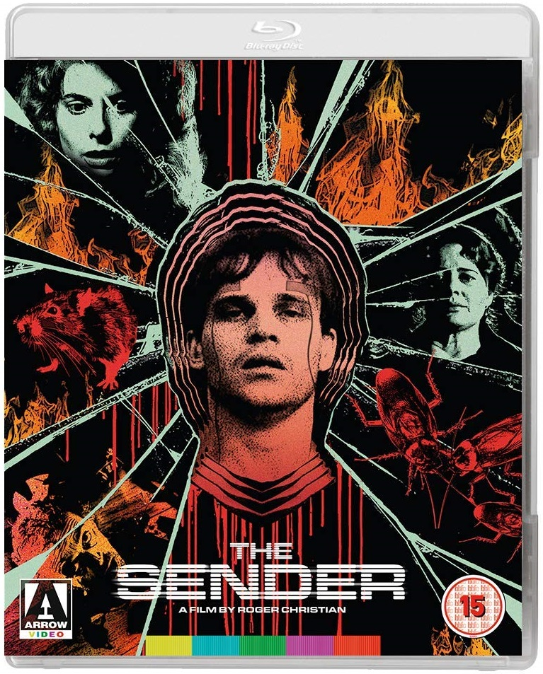 The Sender UK Blu-Ray