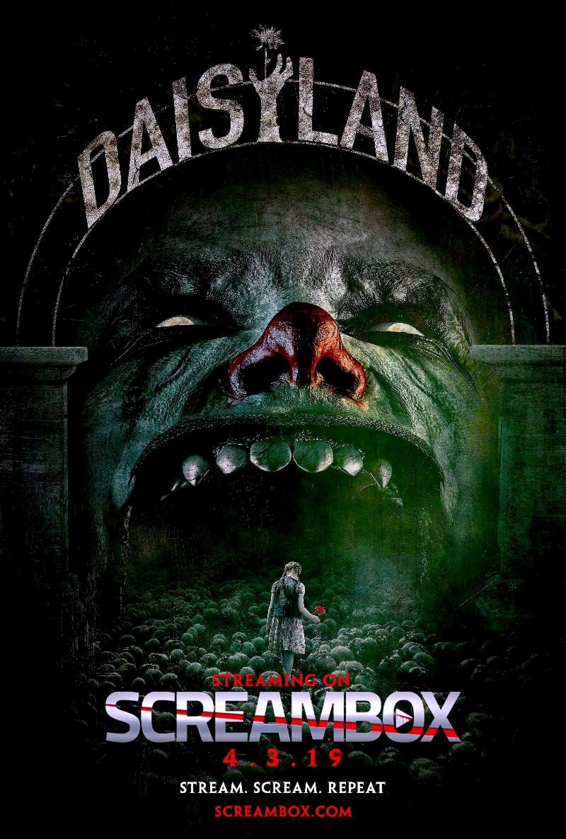 Welcome To Daisyland Screambox TV Poster