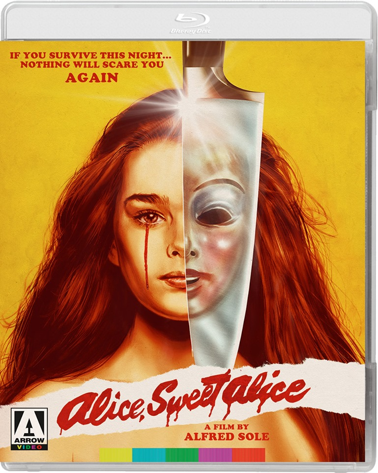 Alice, Sweet Alice US Blu-Ray