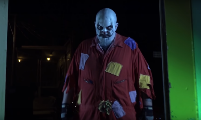 Horror Icon Linnea Quigley Takes on Clowns in the Official Trailer for 'Clownado'