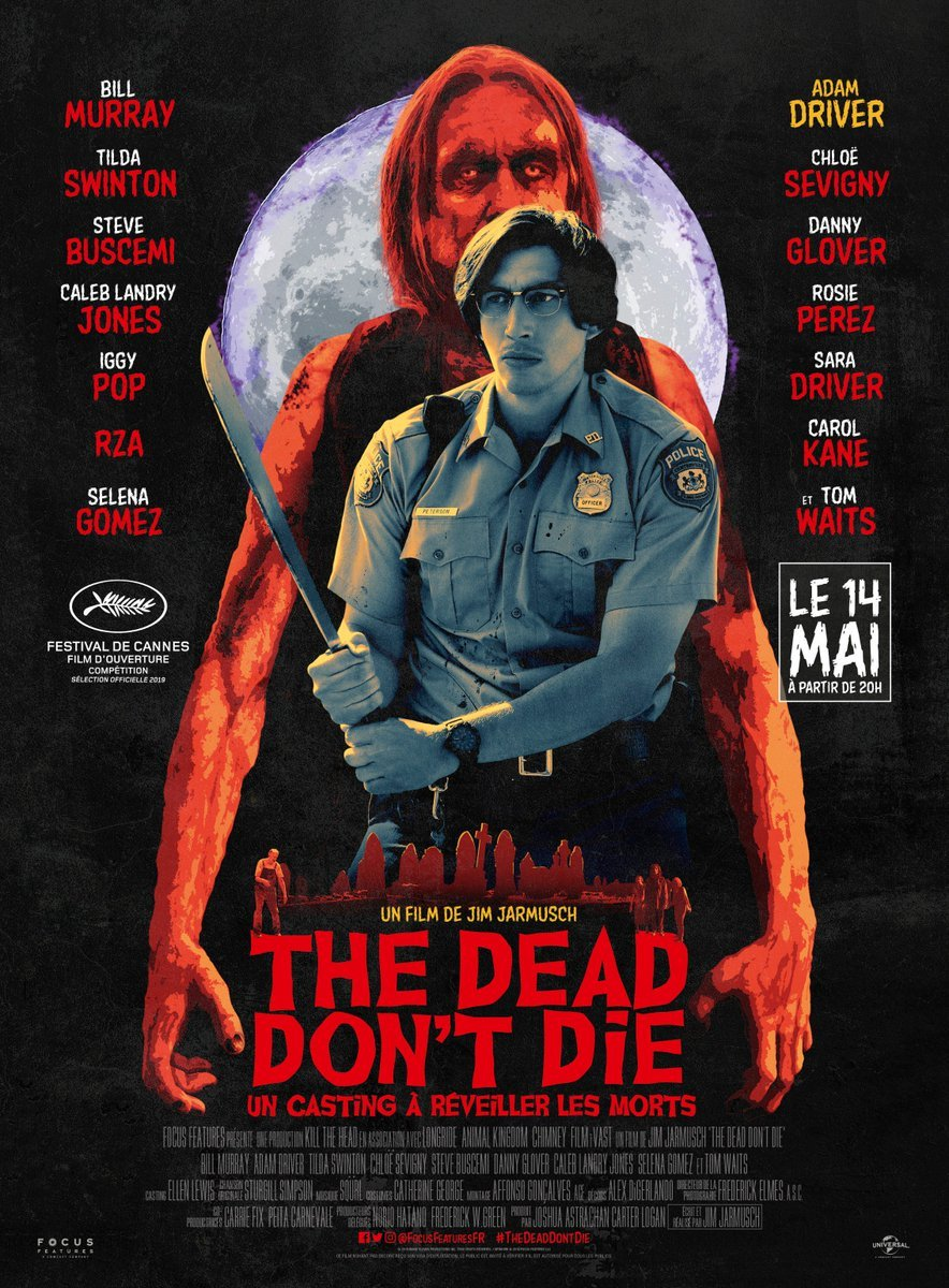 The Dead Don't Die Poster 1