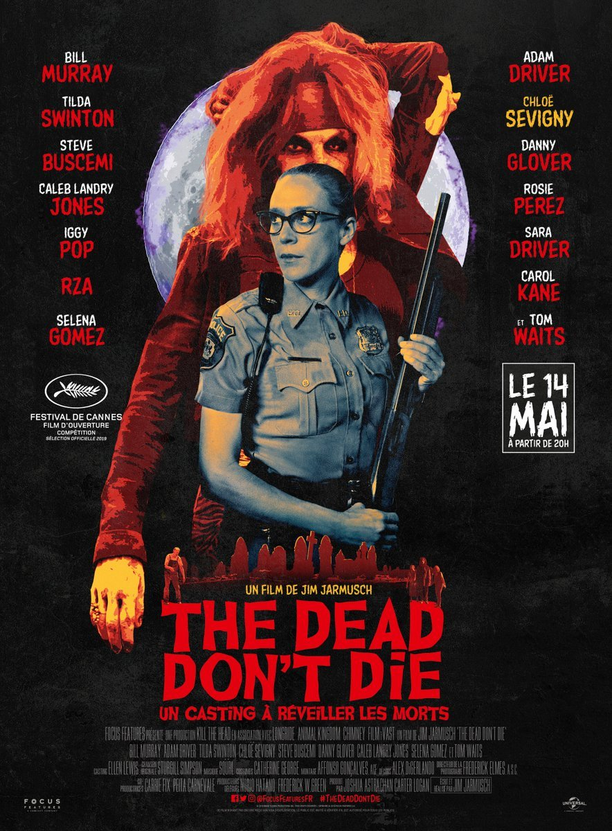 The Dead Don't Die Poster 3