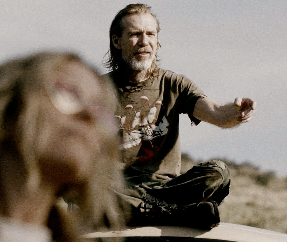 Richard Brake as Foxy in 3 From Hell Image