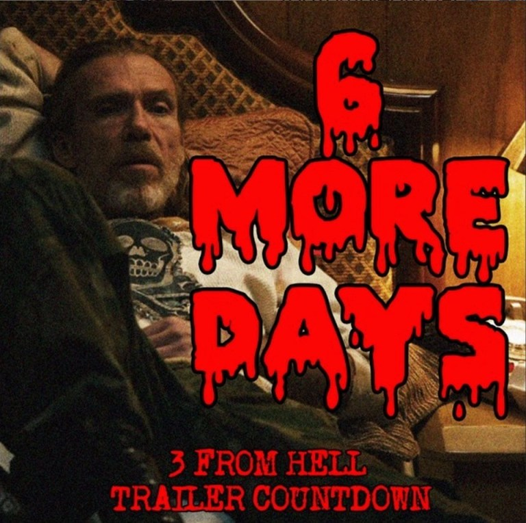 3 From Hell Countdown