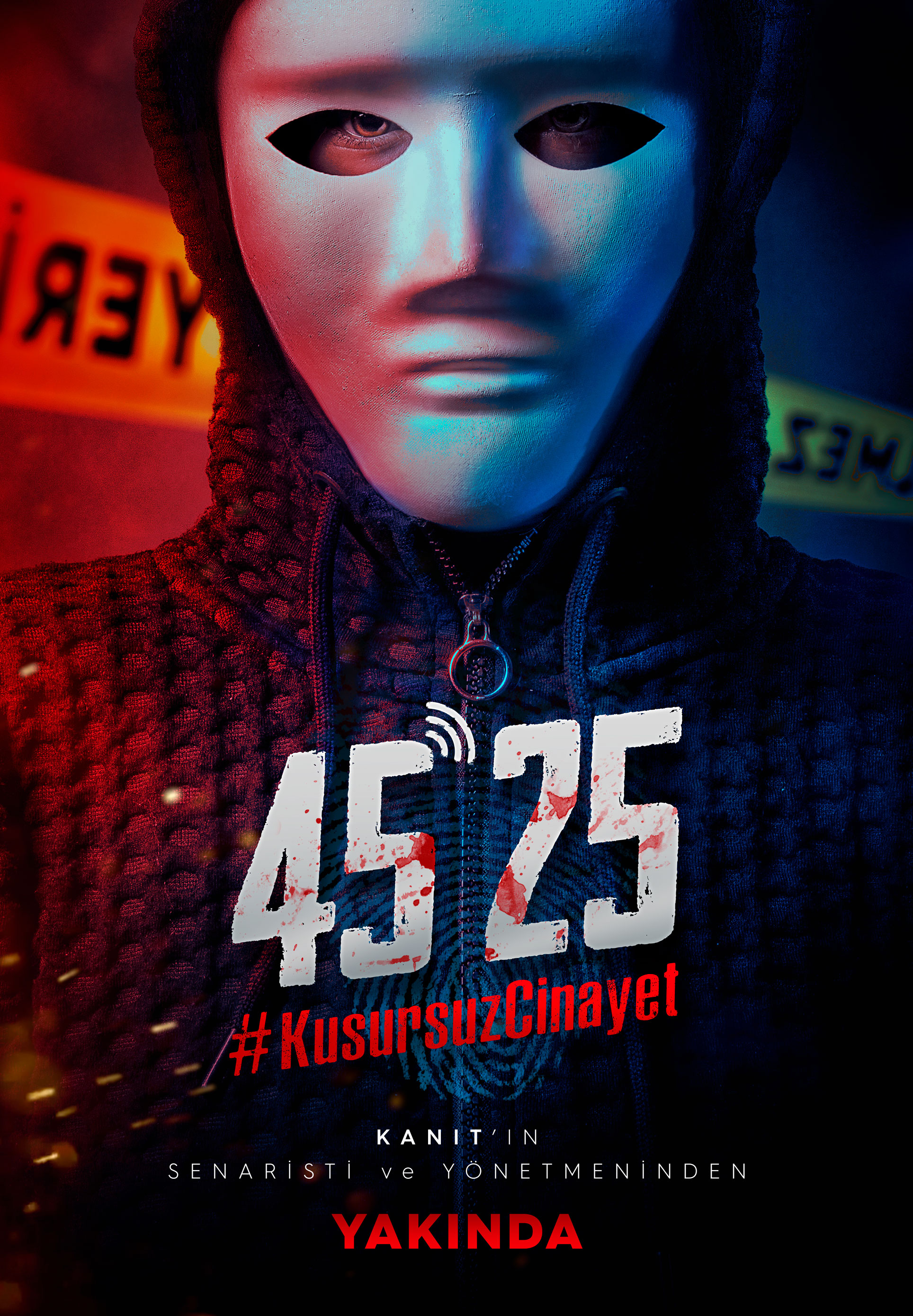 4525 Perfect Crime 4 Poster