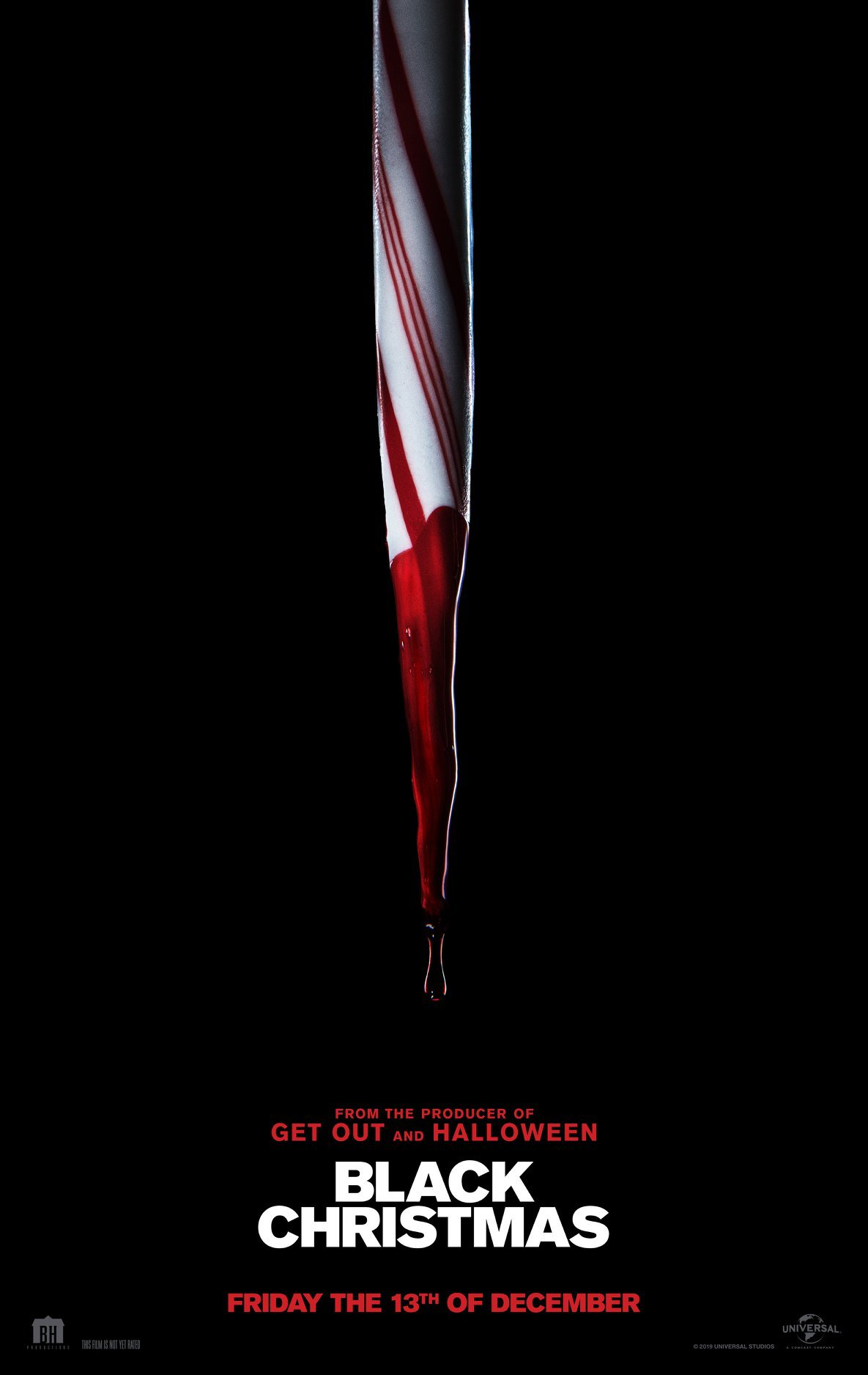 Black Christmas 2019 Remake Poster