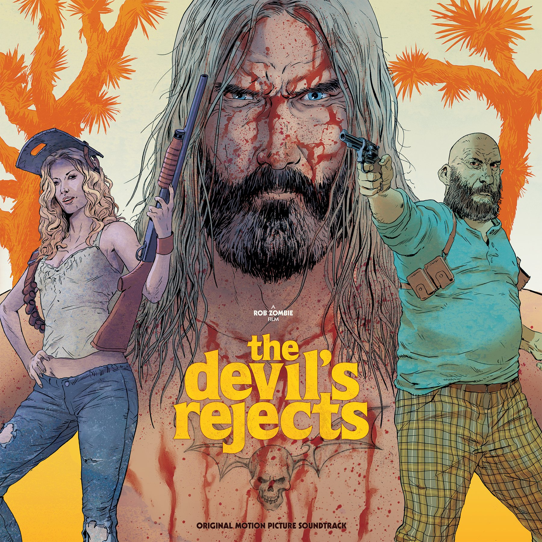 Devils Rejects Vinyl Cover