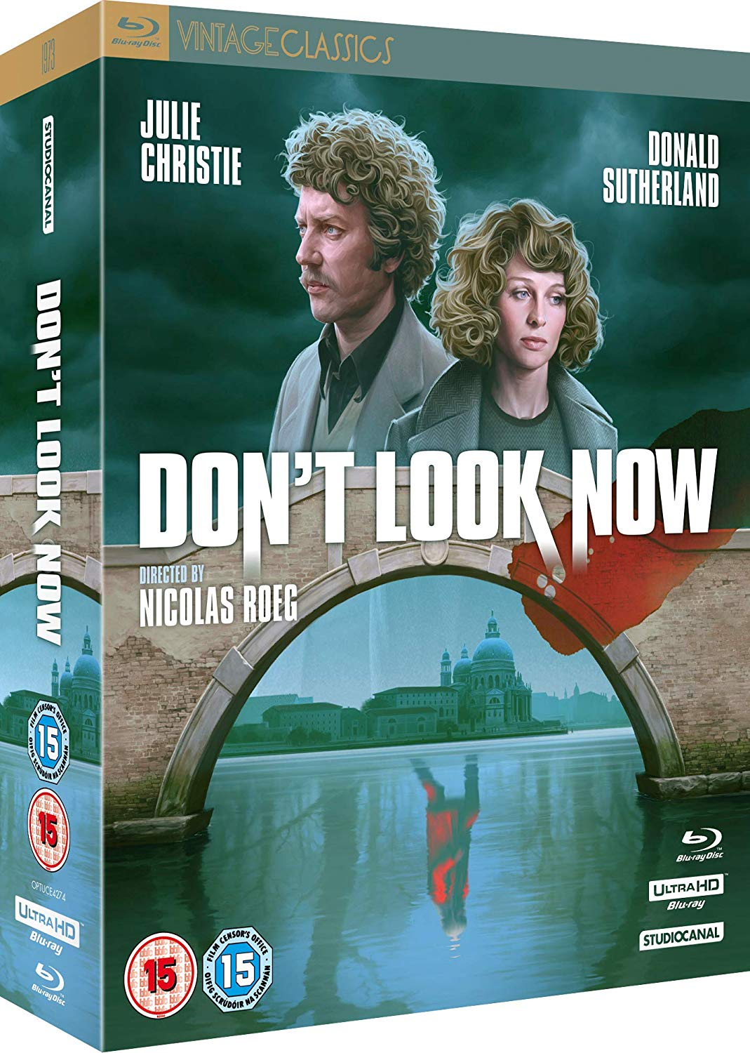 Don't Look Now 4K UK Blu-Ray