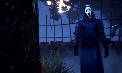 'Scream' Slasher Icon Ghostface Returns in the Full 'Dead by Daylight' Trailer!