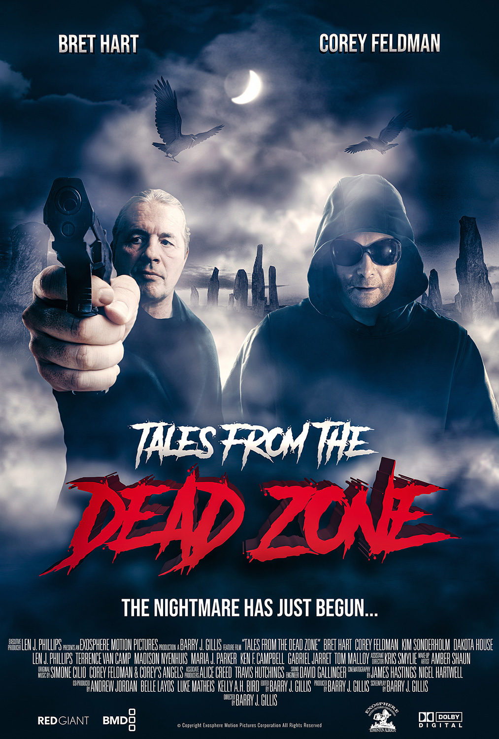 Tales from the Dead Zone Poster