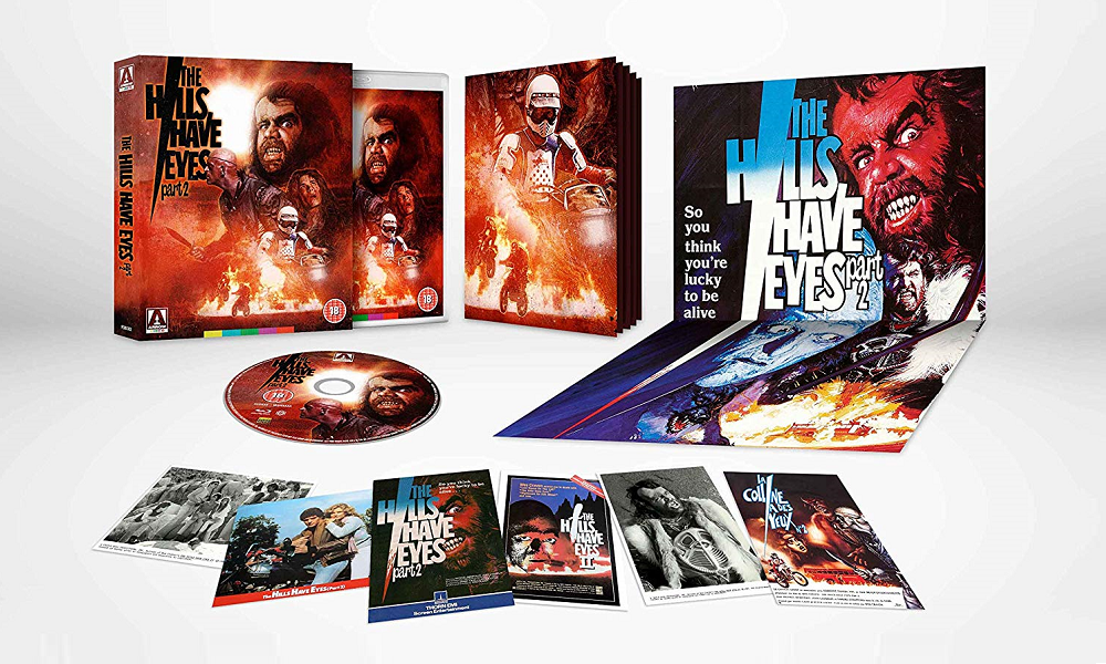 Arrow Video Bringing 'The Hills Have Eyes Part II' to (UK) Blu-Ray