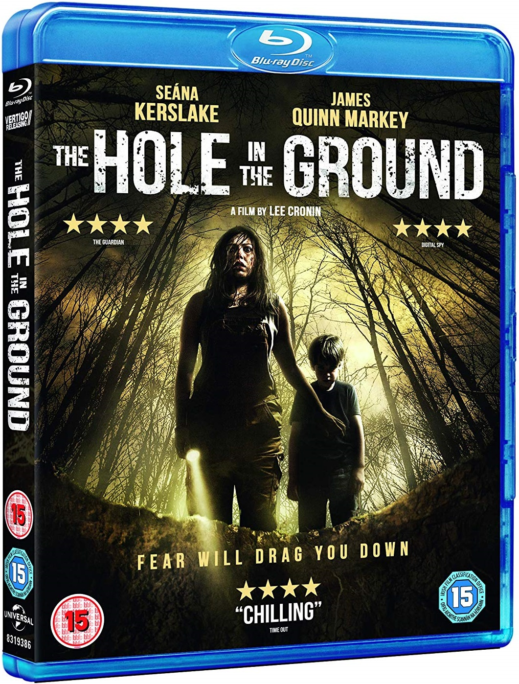 The Hole in the Ground UK Blu-Ray