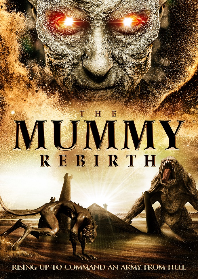 The Mummy Rebirth Poster
