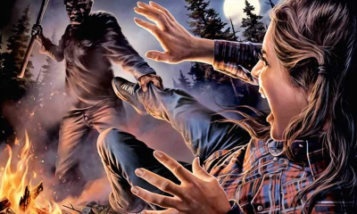 Arrow Video Brings Horror Slasher Flick 'The Prey' to UK Blu-Ray