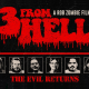 Rob Zombie's '3 From Hell' Gets New Poster Artwork and Official Release Date!