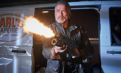 New 'Terminator: Dark Fate' Images Feature Arnold Schwarzenegger and Linda Hamilton