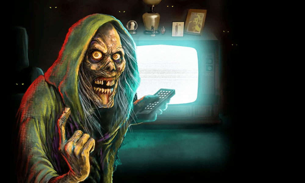 "Shudder's ""Creepshow"" TV Series Presents the Official Poster Featuring the Creep!"