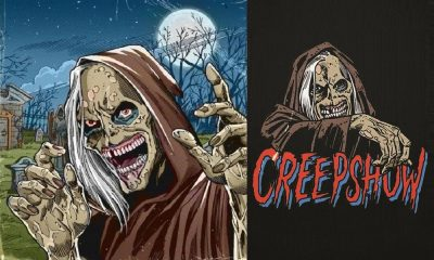 "Grab Some Must-Have ""Creepshow"" Merchandise from the Official Store!"