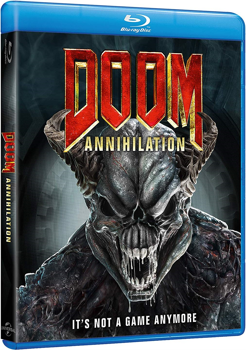 Doom Annihilation UK Blu-Ray