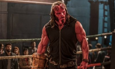 Neil Marshall's 'Hellboy' Blasts Its Way onto 4K Ultra HD (UK) Blu-Ray This August