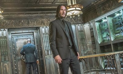 Lionsgate Releasing 'John Wick 3' on 4K Ultra HD (UK) Blu-Ray This September