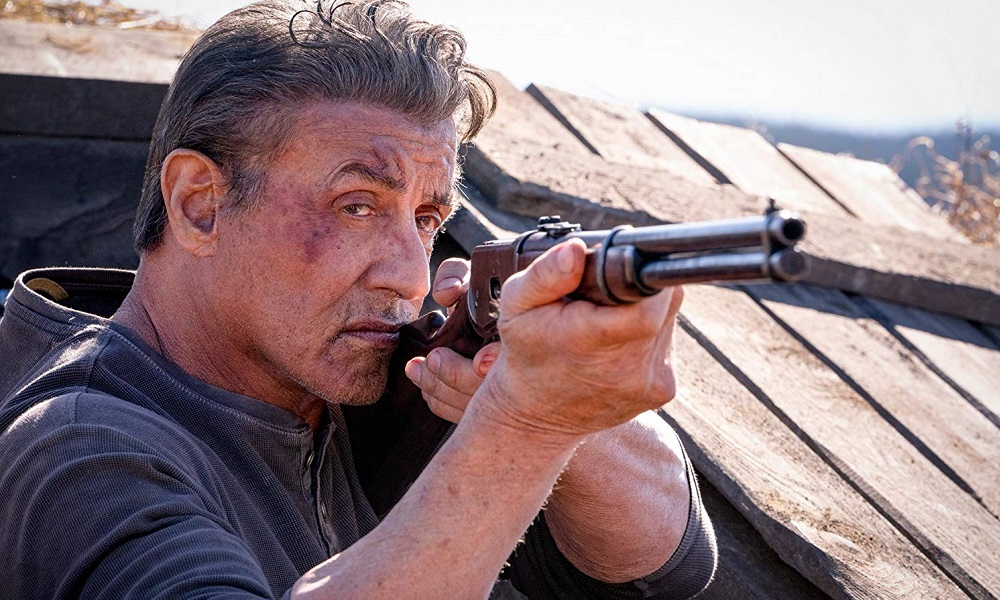 Sylvester Stallone Confirms MPAA Has Given 'Rambo: Last Blood' a Hard R Rating