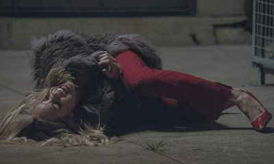 Laura Vandervoort Suffers Extreme Pain in Two New 'Rabid' Images