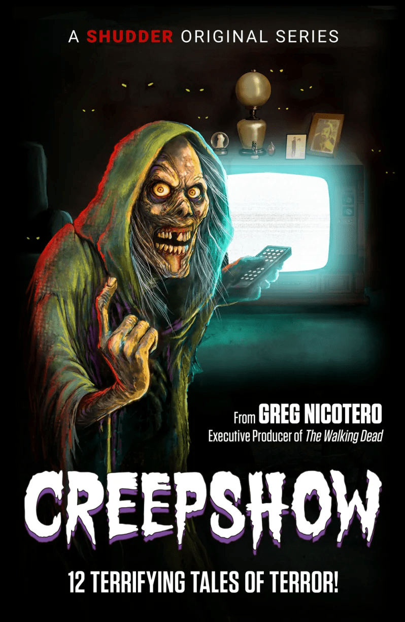 Official Creepshow Poster