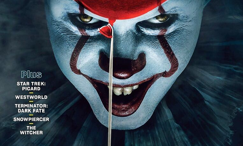 New 'IT Chapter Two' Images Reveal a Sinister Pennywise and Grown-Up Losers' Club