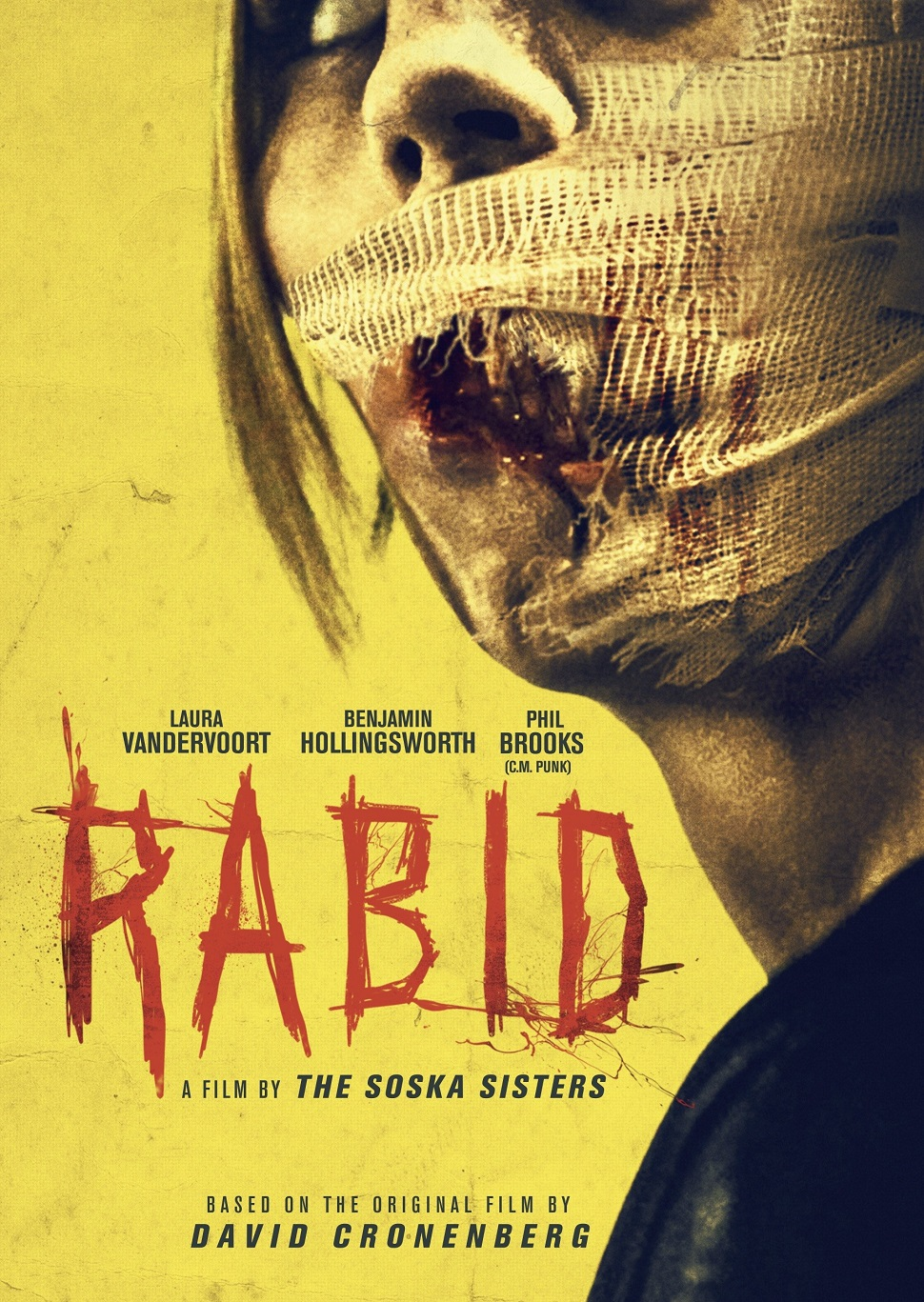 Rabid Mouth Poster 2019 Full