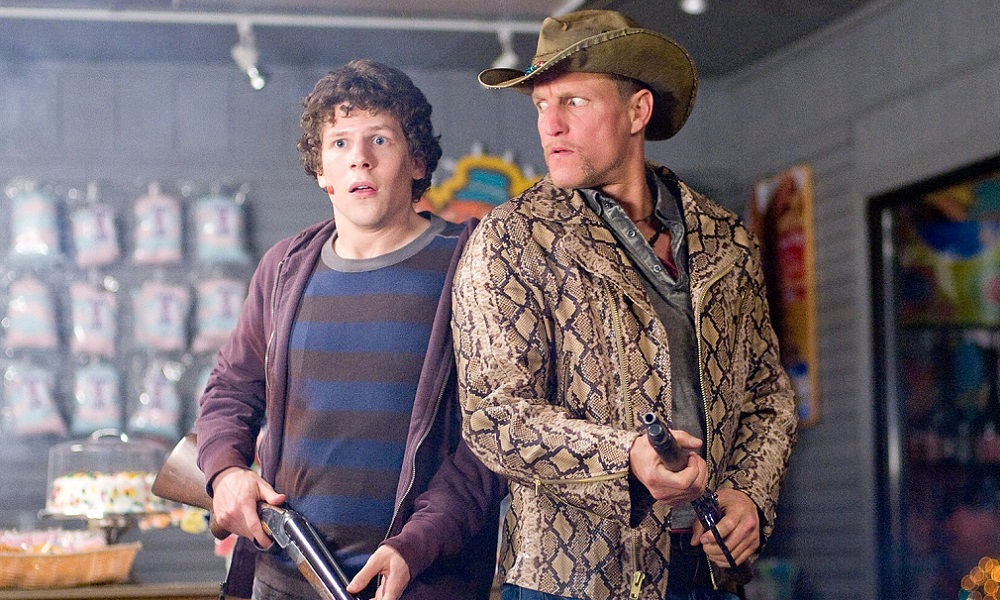 'Zombieland' Hits 4K Ultra HD (UK) Blu-Ray This September