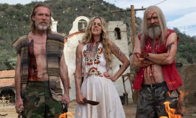 First Set of Official Imagery from Rob Zombie's '3 From Hell' Tease Bloody Carnage