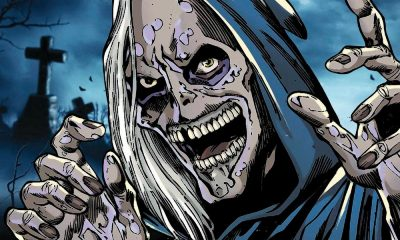 """Shudder's """"Creepshow"""" Series to Get Its Own Maze at Universal Studios Hollywood"""